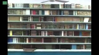 Библиотека шейха Рабиа аль-Мадхали в его доме. (Мекка 2012 г.)