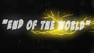 KAAZE Jonathan Mendelsohn End Of The World Lyric Video