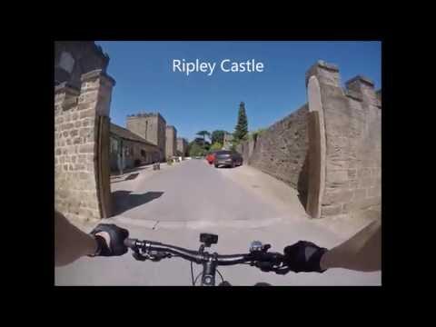 Bike ride: Nidderdale Greenway to Ripley Castle & beyond – WOW! (Part 2)