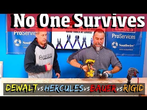 """Tool wars-  Harbors Freights Best """"knock off"""" Drills VS Home Depot"""