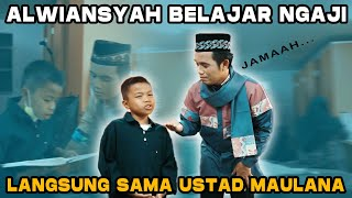 Download lagu Masyaallah...Alwiansyah diajarin ngaji sama ustadz Maulana