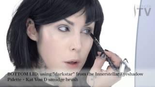 The Innerstellar Eyeshadow Makeup Tutorial by Kat Von D   Sephora Thumbnail
