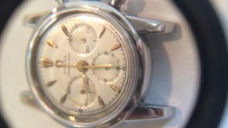 Omega Seamaster Chronograph Cal 321 Moon Watch Movement