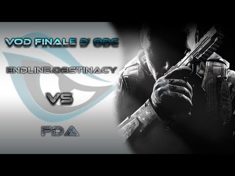 VOD Finale ODC T4You 08/02/2013 EndLine.Obstinacy vs Fda en listen in