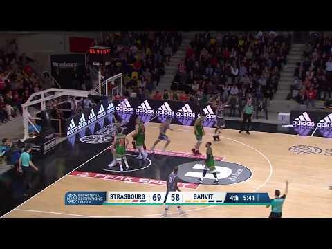 Highlights SIG Strasbourg/Banvit