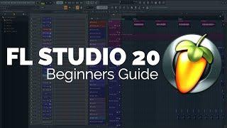 20 FL Studio - Giriş Eğitimi
