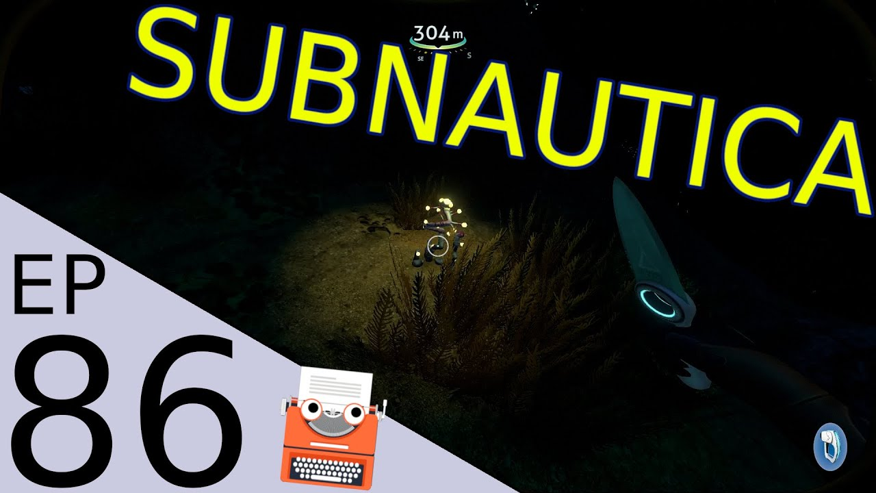 Subnautica Ep 86 Eye stalk seeds