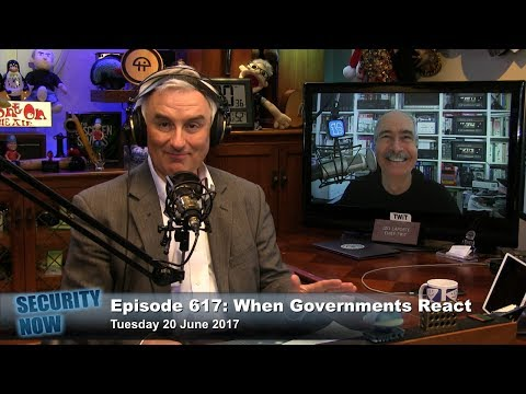 Security Now 617: When Governments React
