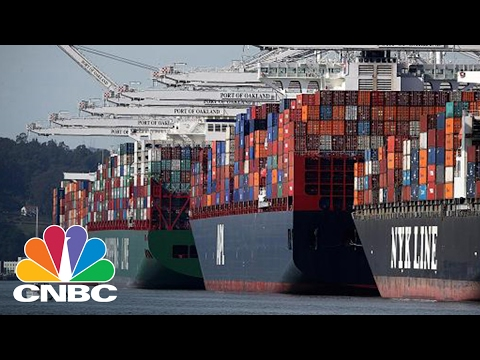 Fed Survey: 70% Say Import Tariff Is Bad For Growth | Squawk Box | CNBC