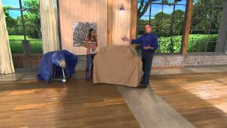 Patio Armor Ultra Durable Outdoor Oversized Cover with Dan Hughes