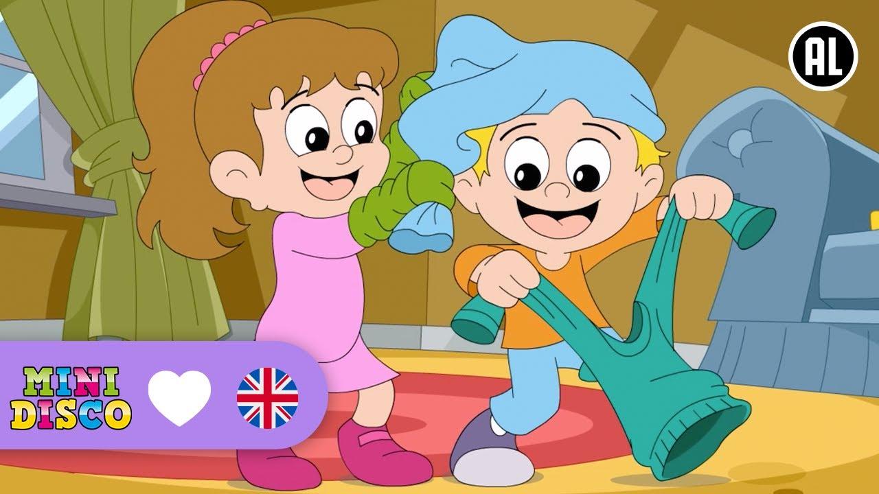 Clean Clothes Nursery Rhymes