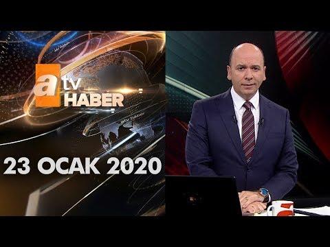 Atv Ana Haber   23 Ocak 2020