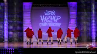 BROOKLYN (South Africa) 2012 World Hip Hop Dance Championship