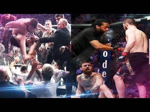 ВСЯ ПРАВДА О СКАНДАЛЕ ПОСЛЕ БОЯ / ХАБИБ НУРМАГОМЕДОВ КОНОР МАКГРЕГОР / UFC 229