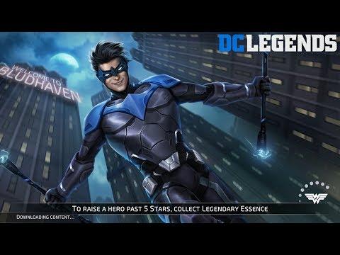 Hippolyta Challenge Battles Gameplay | DC Legends