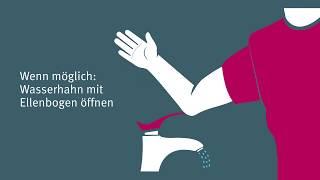 So einfach und so wichtig: Händewaschen, auch ohne COVID-19