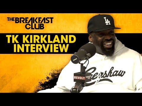 TK Kirkland Talks Growth, Masculine Fashion, New Comedy + More