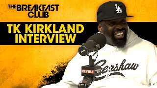 Download TK Kirkland Talks Growth, Masculine Fashion, New Comedy + More Mp3 and Videos