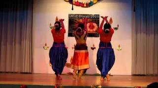 Indian Classical dance Fusion - Talam