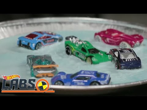 Sounds Fast   Hot Wheels Labs   Hot Wheels