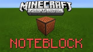 My Guide to Note Blocks in Minecraft PE!