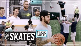 Skates Off: Tyler Seguin, Jamie Benn, Dude Perfect