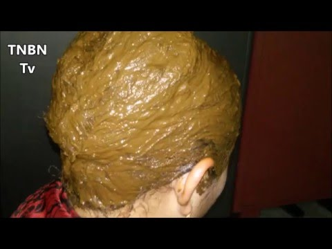 Mehndi For Head : How to apply henna hair at home for timesnow