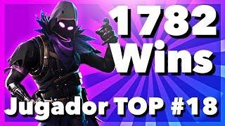 Jugador TOP #18 // +1782 Victorias // nivel 100 // +46000 kills // gameplay y consejos