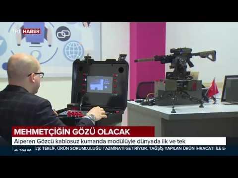 Genel Müdürümüz İbrahim YAVUZ, TRT Haber ile Röportaj Gerçekleştirdi |  Haberler | Antalya Teknokent A.Ş.