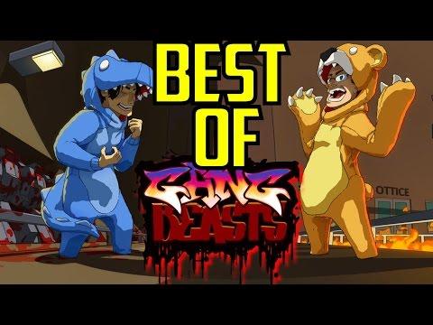 BEST OF NODE GANG BEASTS