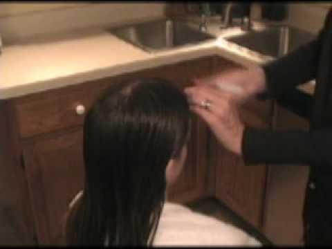 Lice Happens Treatment Foam.wmv
