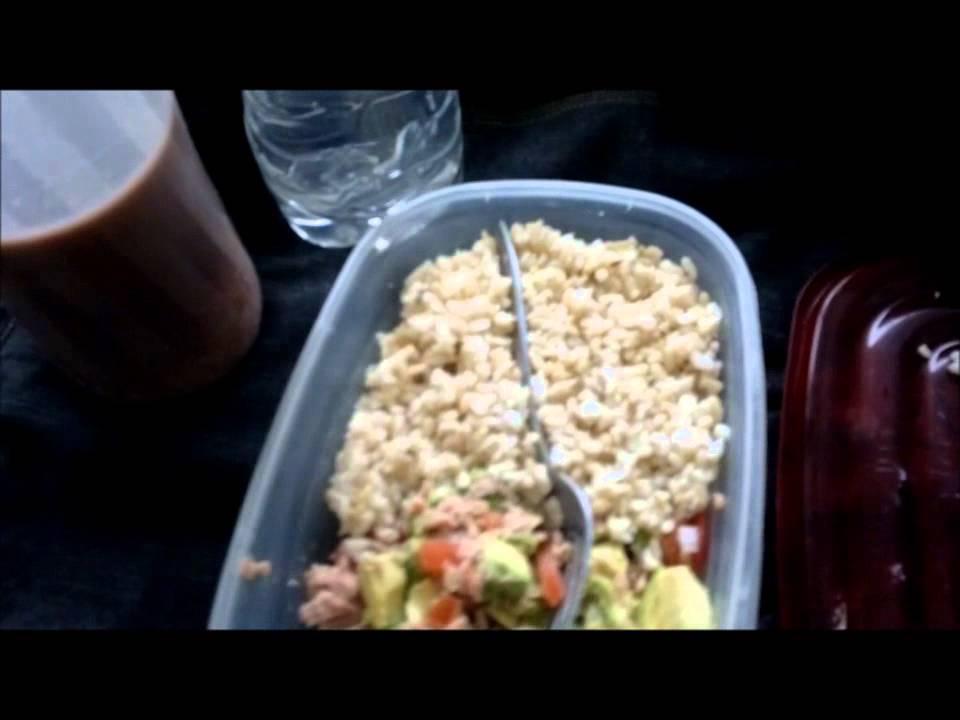 que alimentos comer post entrenamiento