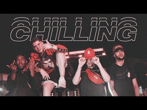 ECKO - CHILLING (feat. Sander Wazz, G Benz, Blunted Vato)