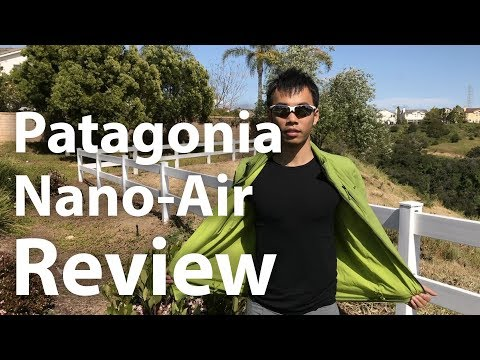 Patagonia Nano-Air Jacket - Long-term Review