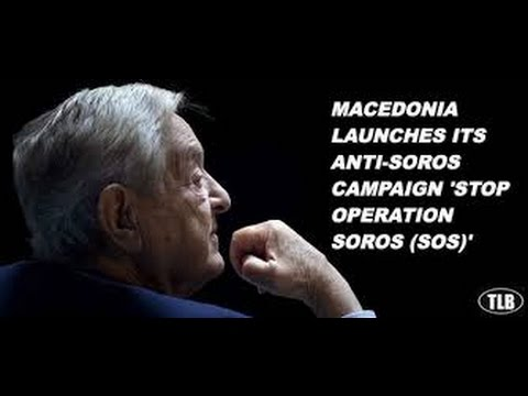 SOS: Massive Movement to Stop Soros Begins In Macedonia