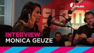 Monica Geuze: 'Ik neem aan dat mijn vader 't boek heeft gelezen' | Bij Igmar