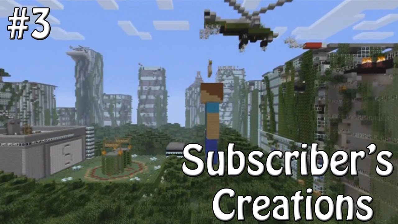 How To Build A Minecraft Hunger Games Map