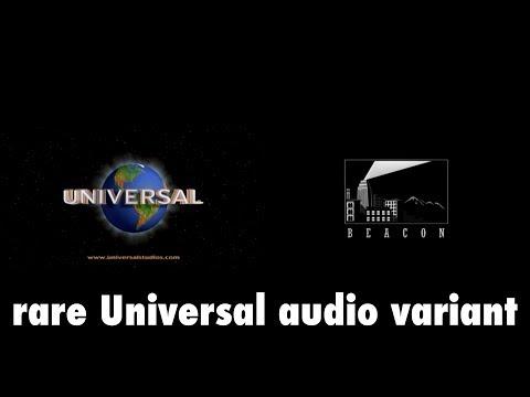Universal/Beacon (with rare Universal audio variant!)