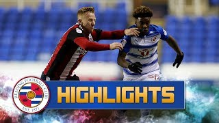 2-minute review: Reading 1-3 Sheffield United (Sky Bet Championship), 27th February 2018