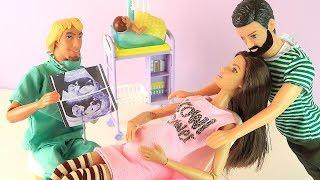 Я ВАМ НЕ ВЕРЮ! Мама Узнает  Ребёнка Мультик #Барби Катя Школа Куклы Игрушки для девочек