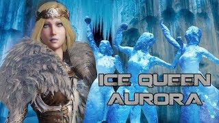 Paragon : Ice Queen Aurora | PC Jungle Gameplay