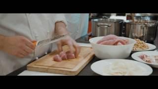 Первая неделя высокой итальянской кухни в мире/ La Prima Settimana dell`alta cucina italiana
