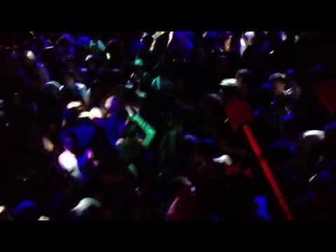 DJ MC2 spinning @ DNA Lounge - Folsom Weekend 2013 @ Tranny