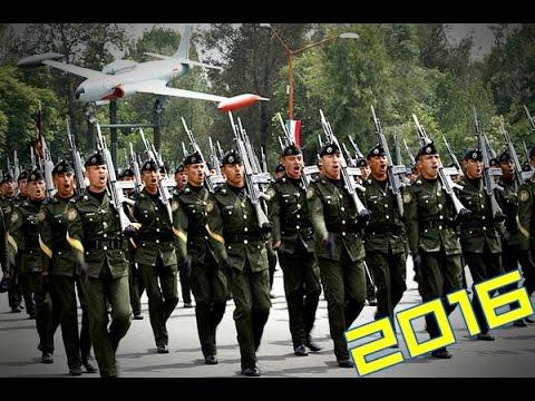 Desfile Militar Ejercito Mexicano (Ensayo)║16 De Septiembre║
