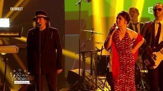 Rachid Taha & Catherine Ringer  – « Ya Rayah » Victoires de la Musique 2015