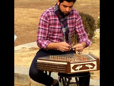 Best santoor player of kashmir sahil bhat
