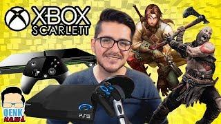 Xbox Scarlett/PS5 a costarían $400 - Nuevo GOW en camino - ¿Fable 4? | QN