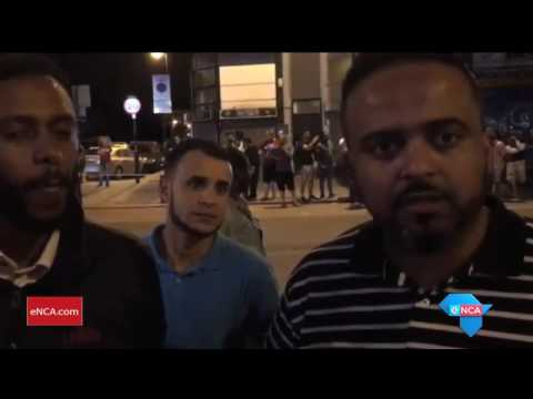 Eyewitness account of London car attack