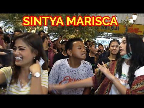 RIAN AMBYAR Feat SINTYA MARISCA (pamer Bojo) Angklung Malioboro