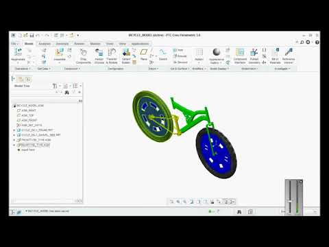 PTC CREO VARIANT BUILDER OR OPTIONS MODELER